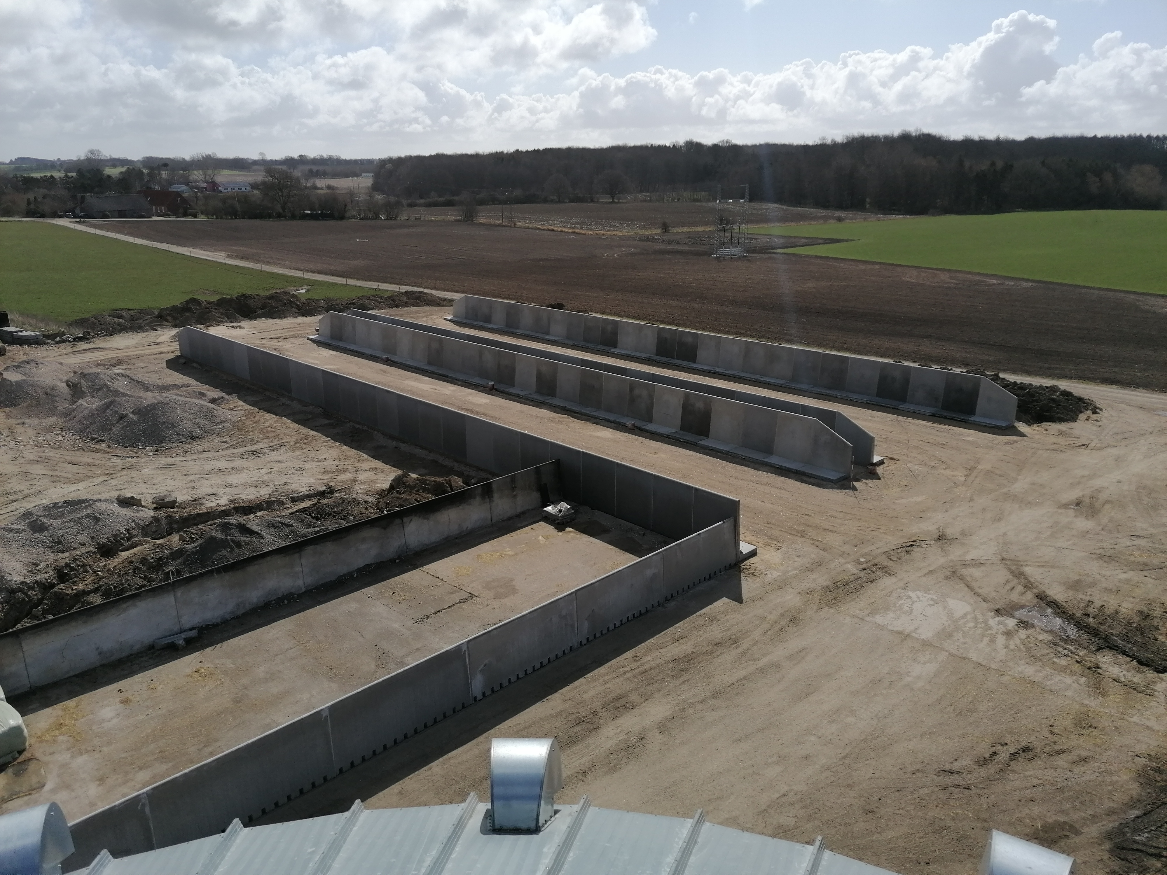 A-elementer - A-185 - silo - Askholm Agro - Båsesystem