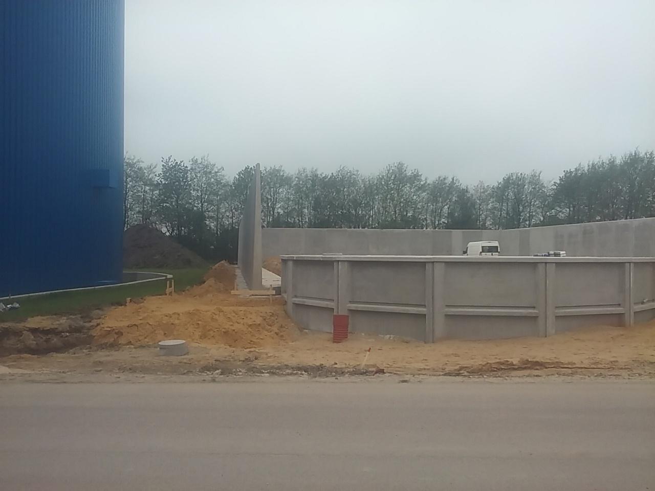 L-elementer - Elementer til biogasanlæg - L-400