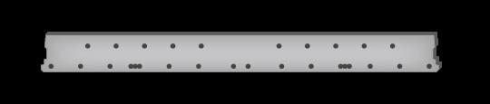 D-220 X 2395 - 807 kg/Lbm. Med en densitet på 2450 kg/m3. 593 kg/Lbm. Med en densitet på 1800 kg/m3