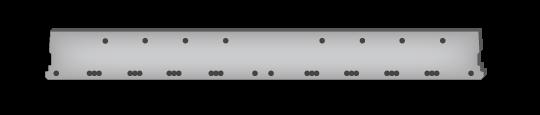 D-270 X 2395 - (1164kg med Ø140mm huller) 922 kg/Lbm med en densitet på 2450 kg/m3. (856kg med Ø140mm huller) 678 kg/Lbm. Med en densitet på 1800 kg/m3