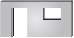 Standard vægelement -