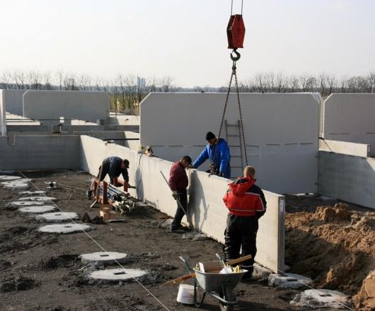 Montering Af Kvæg Kanaler