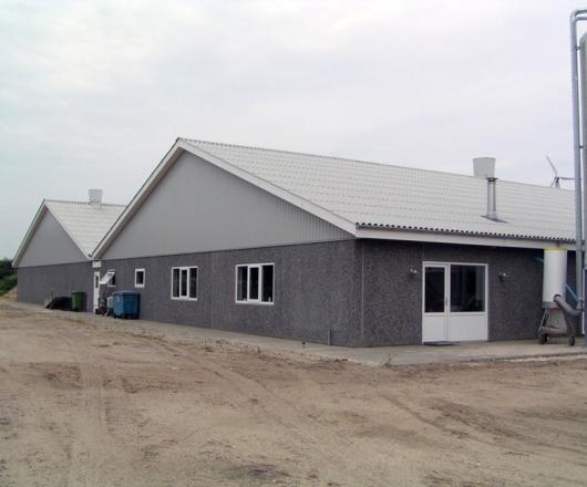 Kvægstald I Hardeberg