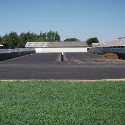Ensilage Møddingspladser Biogasanlæg