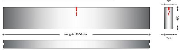 K17045 - 45 cm Kanalelementer